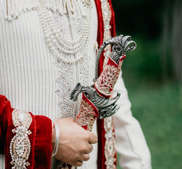 Buy Wedding Kirpan/Sword Online