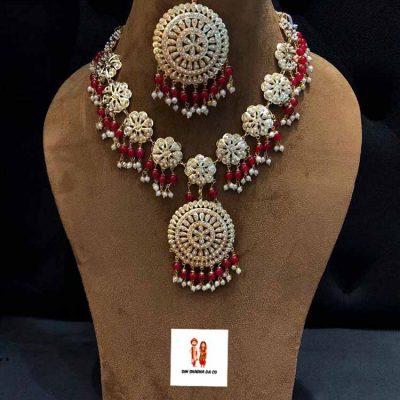 Buy Jadau Necklace Online