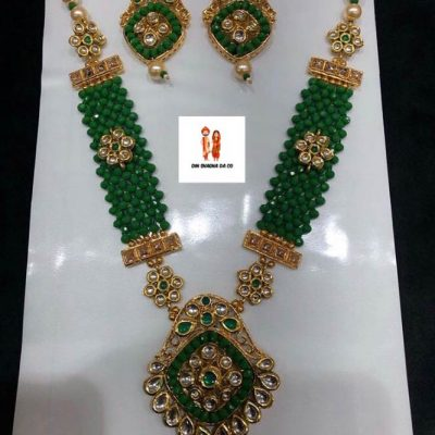 Buy Pearls Necklace with Tops Online