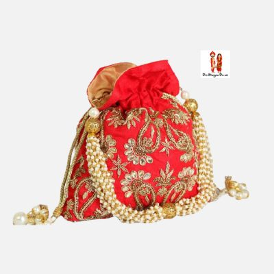 Buy Wedding Potli Bag Online