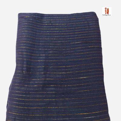 Buy Navy Blue Printed Turban Online