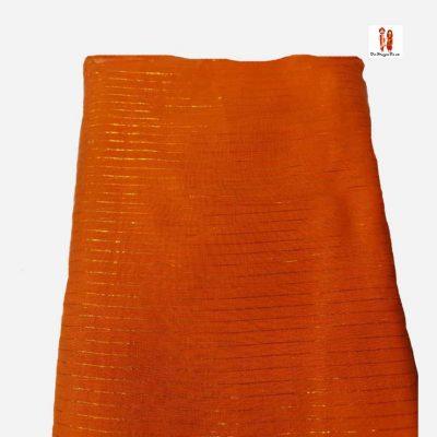 Buy Dark Orange Printed Turban Online