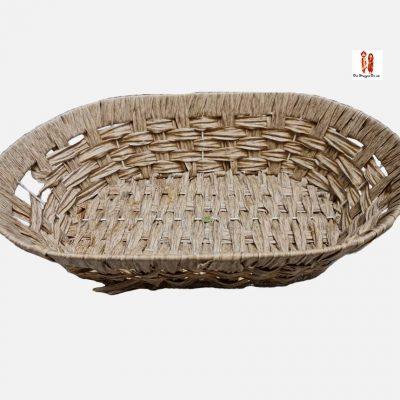 Buy Light Brown Decorative Basket Online