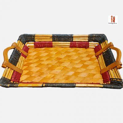 Buy Yellow Decorative Basket Online