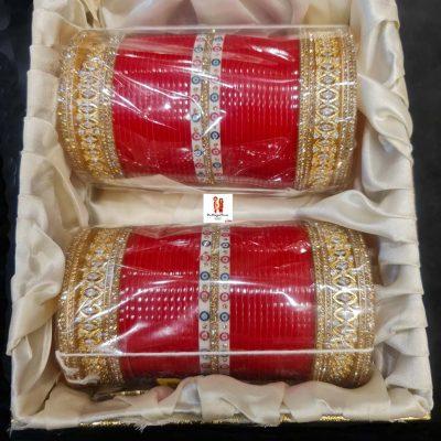 Buy American Diamond Bridal Wedding Chura Online