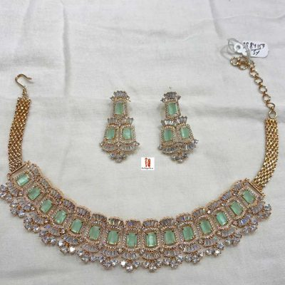 Buy American Diamond Necklace Online
