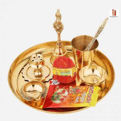 Buy Wedding Pooja Thali Online