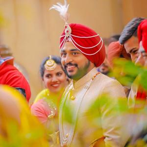 Hindu / Sikh Kalgi