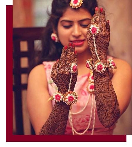 buy mehndi accessories online